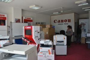 DCL Trading New Bright Tower Showroom